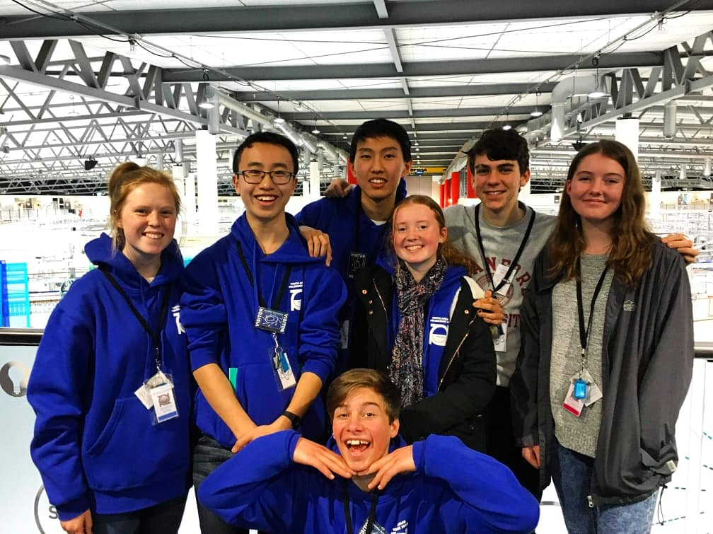 2019 International Science Opportunities for Year 12 and