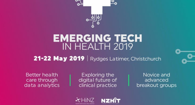 Emerging Tech in Health