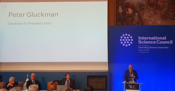Peter Cluckman 4 July Paris Custom